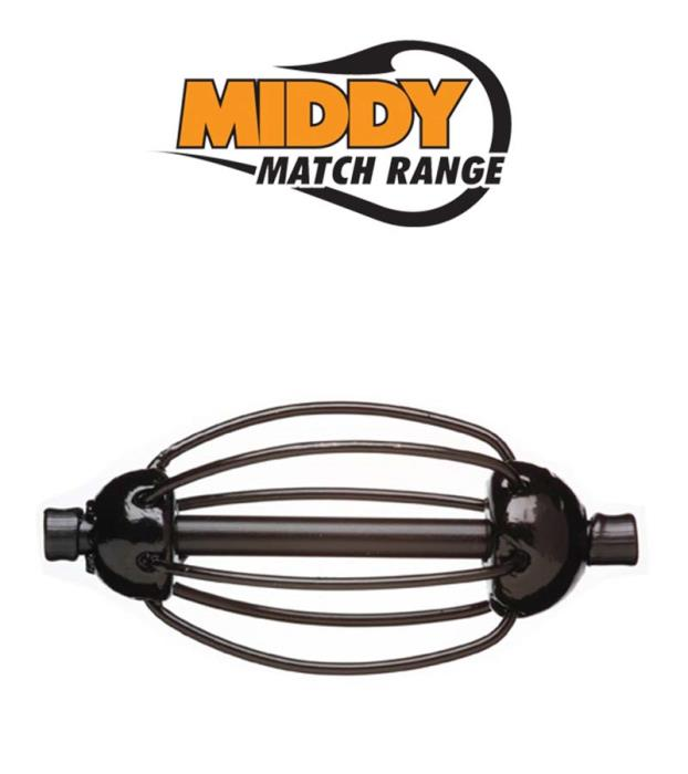 Middy Pasturatore In Line Shotgun Feeder 21 26g 2pc Middy Zakfi