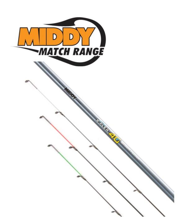 Canna middy  ROD X-FLEX 4G FEEDER 3.30