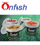Boilies Affondanti Morbide facilmente forabili mm 10 barattolo 150 Gr. ON FISH