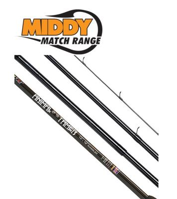 "Canna middy  animal tamer waggler rod 14-16-18"" ( Mt. 4.20/90 )"